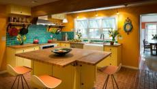 influence rustique cuisine résidence secondaire