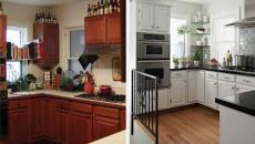 rénovation cuisine intérieur maison travaux