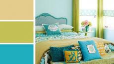 déco intérieure nuancier palettes de couleurs