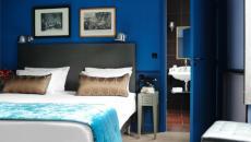 suite luxe design moderne hôtel Paris