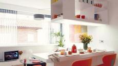 optimiser l'espace petit appartement citadin cuisine