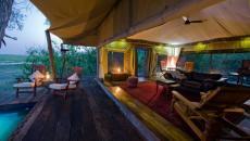 Botswana villa de vacances en amoureux