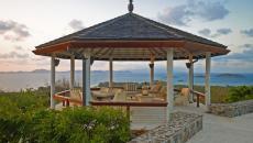kiosque vue océan panorama splendide