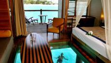 maison de luxe teck bois exotique piscine