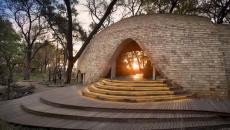 architecture original lodge luxe safari afrique