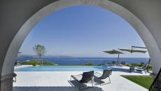 belle villa contemporaine séjour de luxe