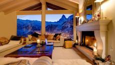 séjour magnifique montagne résidence secondaire luxe prestige belle demeure