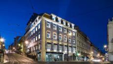 Boutique hôtel dans la partie ancienne de Lisbonne