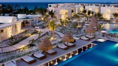 Hôtel de luxe Cancun vacances séjour Mexique