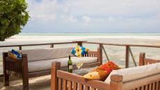 terrasse sympa offrant une vue agréable
